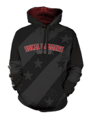 Socal Baggers Hoody Black