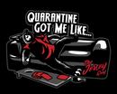 Quarantine Jersey Guy T-Shirt