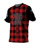 The Lumberjack Jersey With YOUR Logo