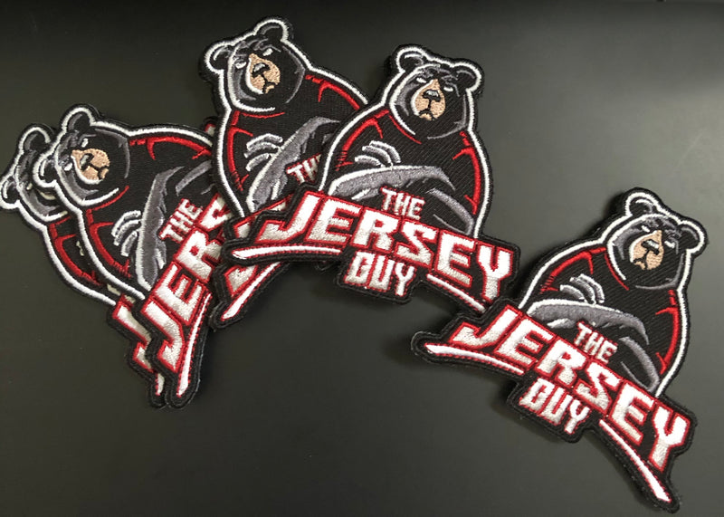 Jersey Guy Patch- Single