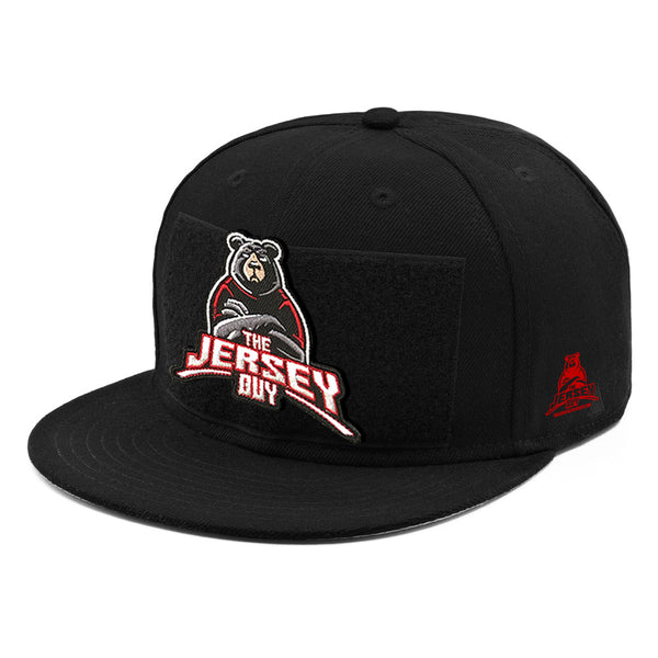 Jersey Guy Patch Hat - Includes 1 JG Patch