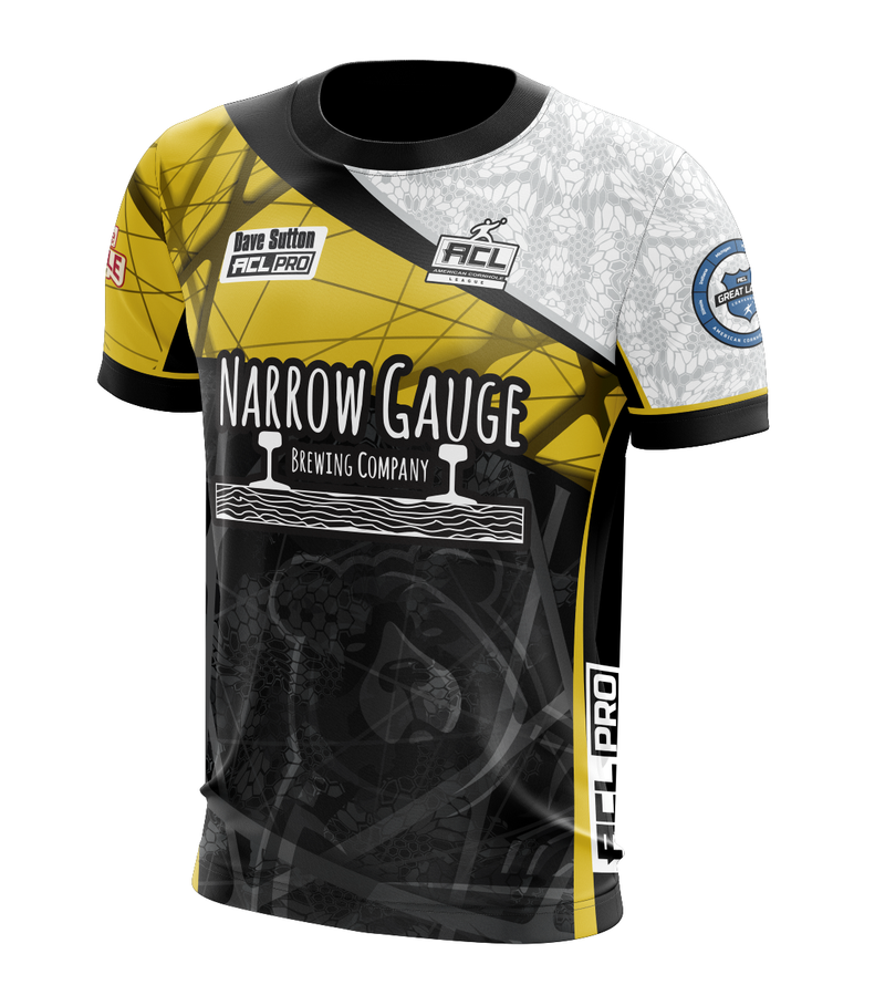 JG CUSTOM ACL JERSEY DESIGN
