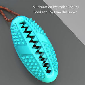 Dog Teeth Cleaning And Treat Toy - Our Soul Tonic