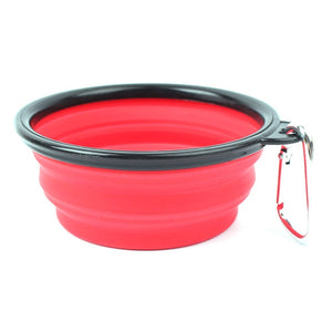 Portable Silicone Cat/Dog Bowls - Our Soul Tonic