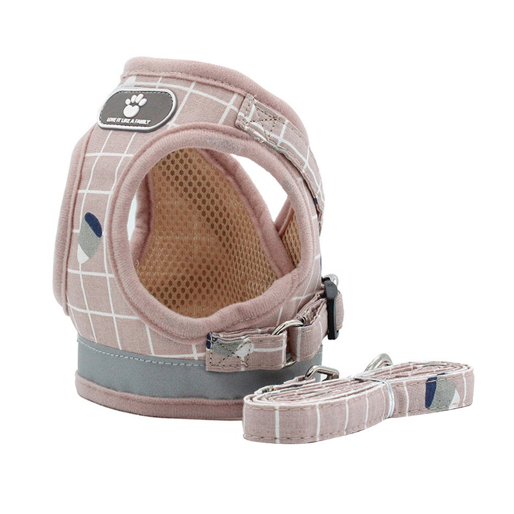 Dog Harness With Reflective Breathable Straps - Our Soul Tonic