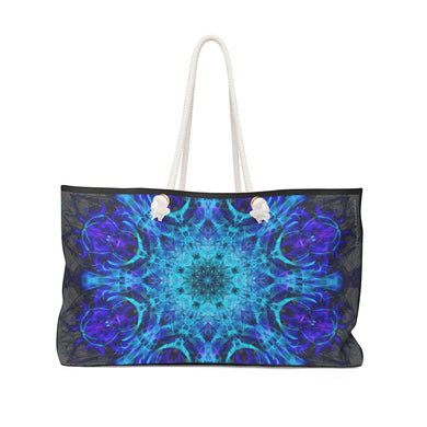 Magick Mandalas 'Blizzenga' and 'Magick Trinity' Weekender Bag