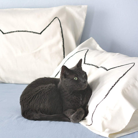 Kitty Ears Pillowcases