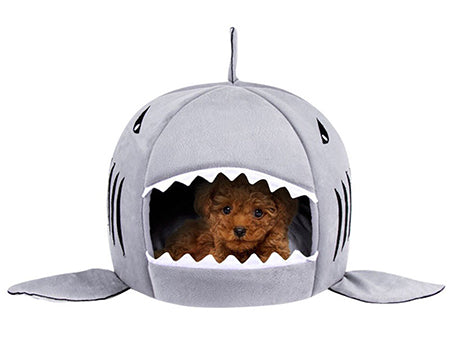 Likedog Shark Pet House