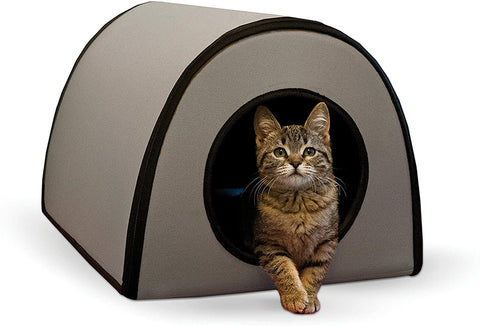 K&H Pet Products Mod Thermo-Kitty Heated