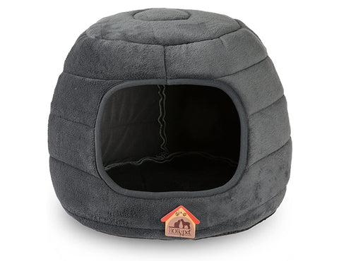 Hollypet Self-Warming Foldable Cave