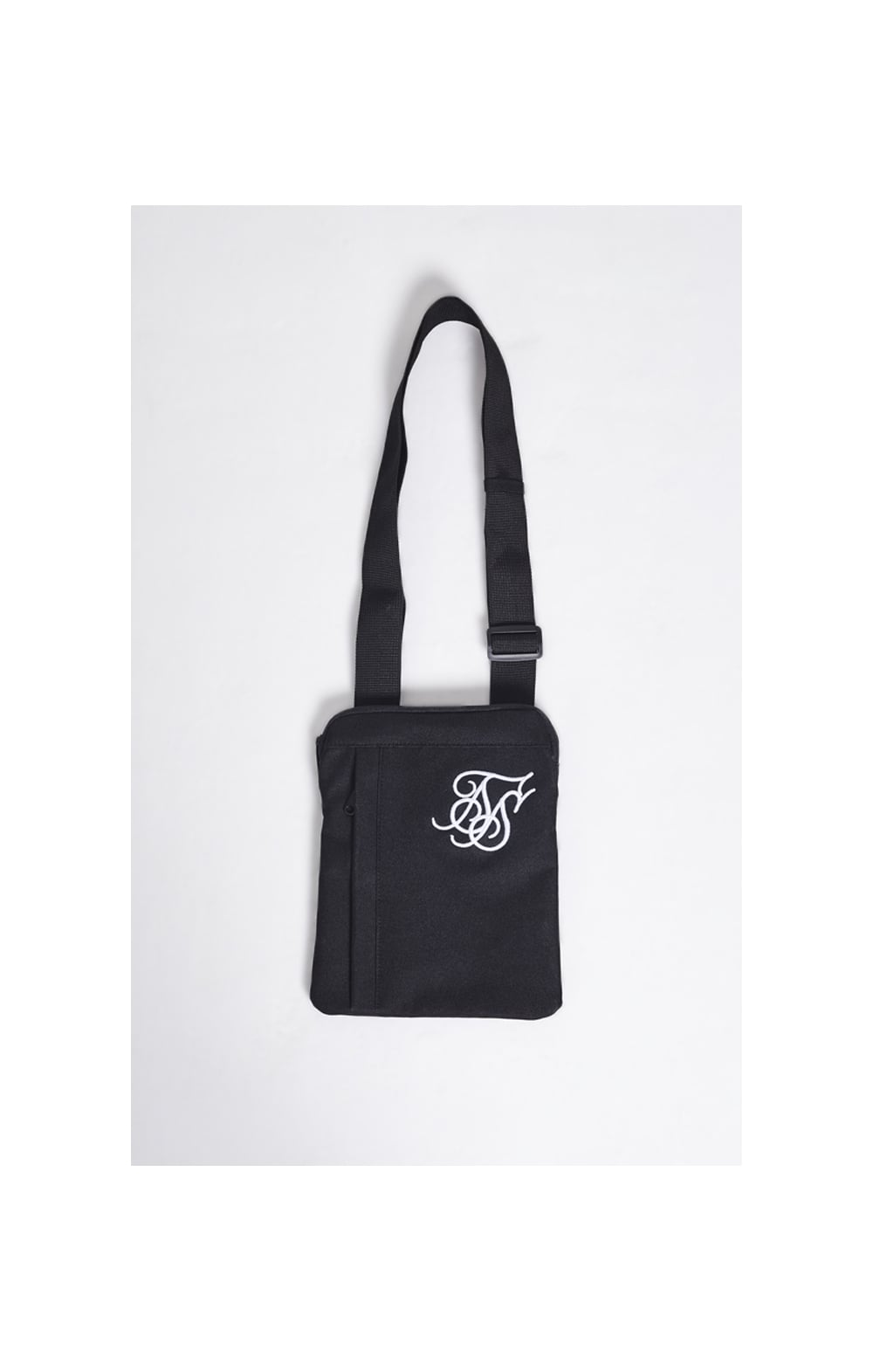 SikSilk Cross Body Flight Bag – Black