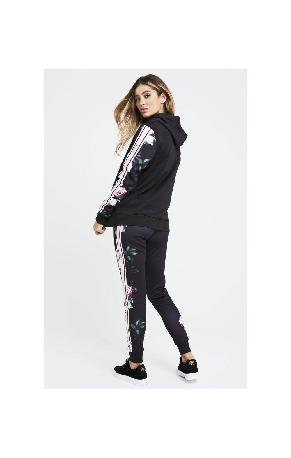 SikSilk Oil Paint Poly Bomber - Black (4)