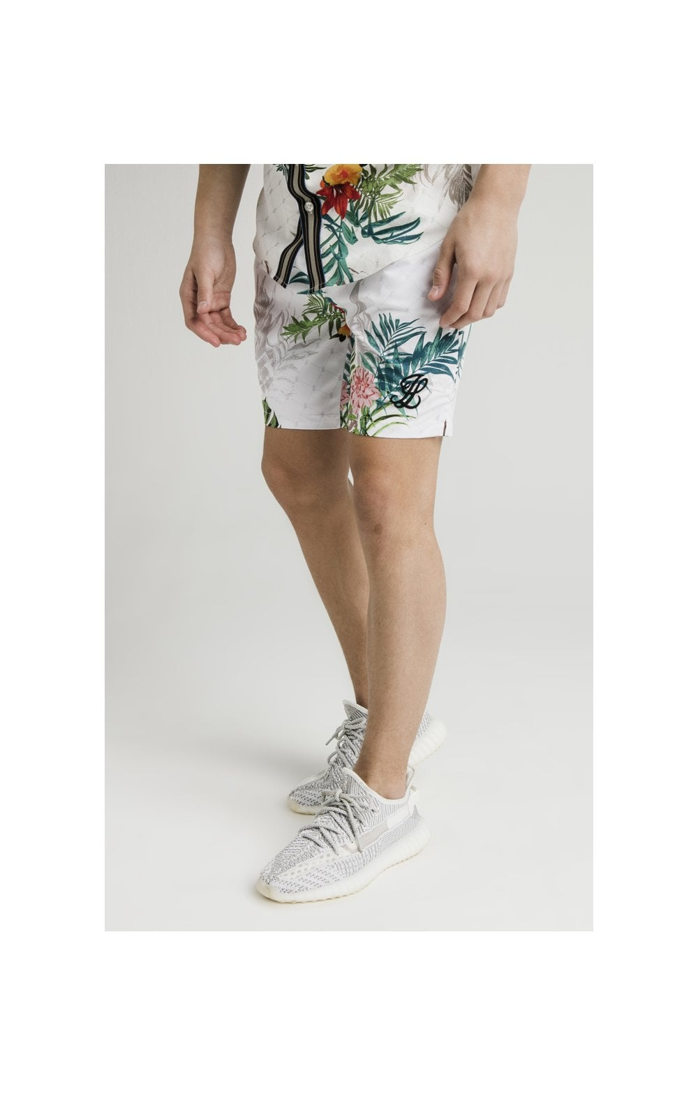 Illusive London Swim Shorts - Botanical
