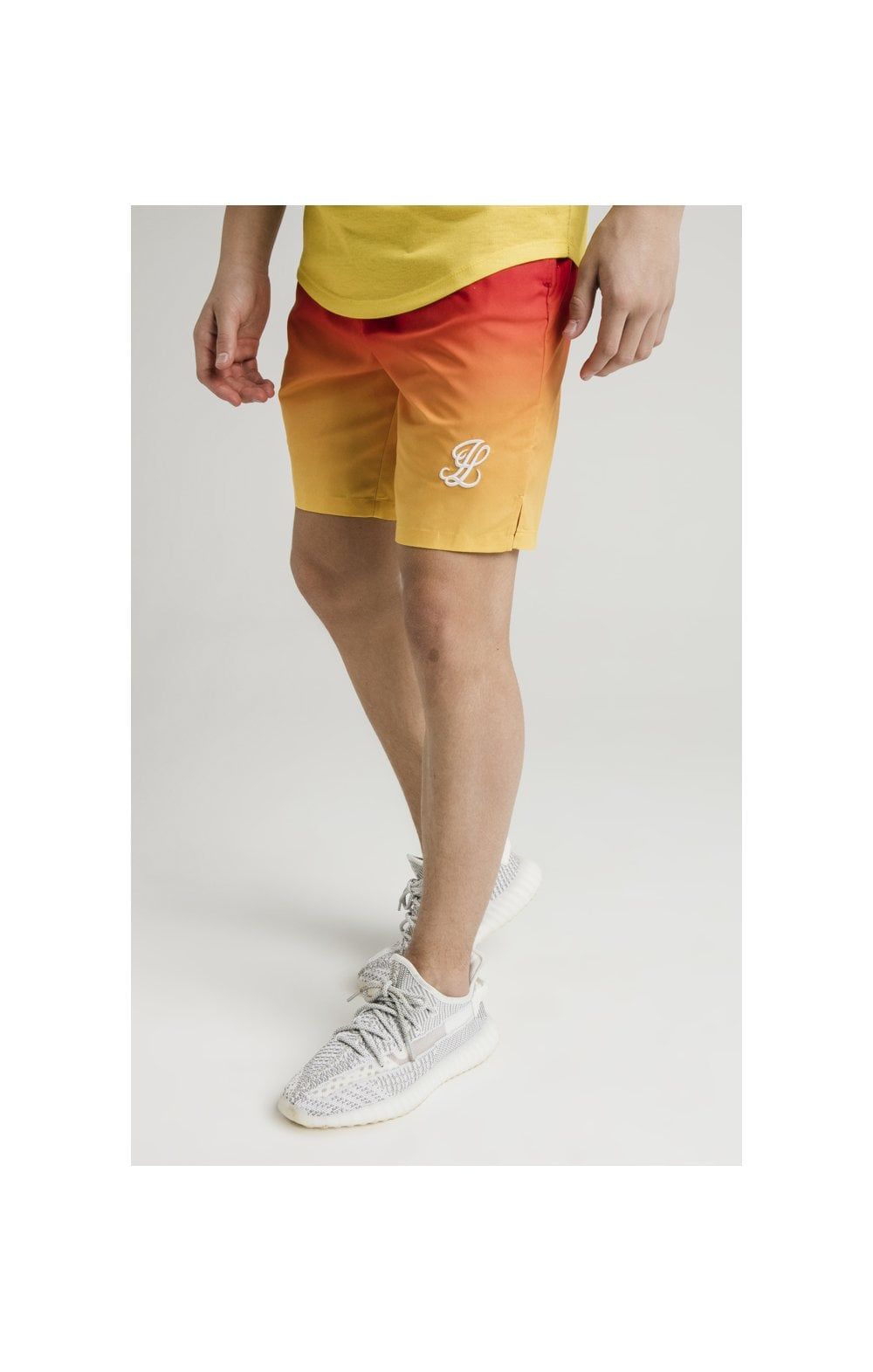Illusive London Sunrise Fade Swim Shorts - Sunrise Fade