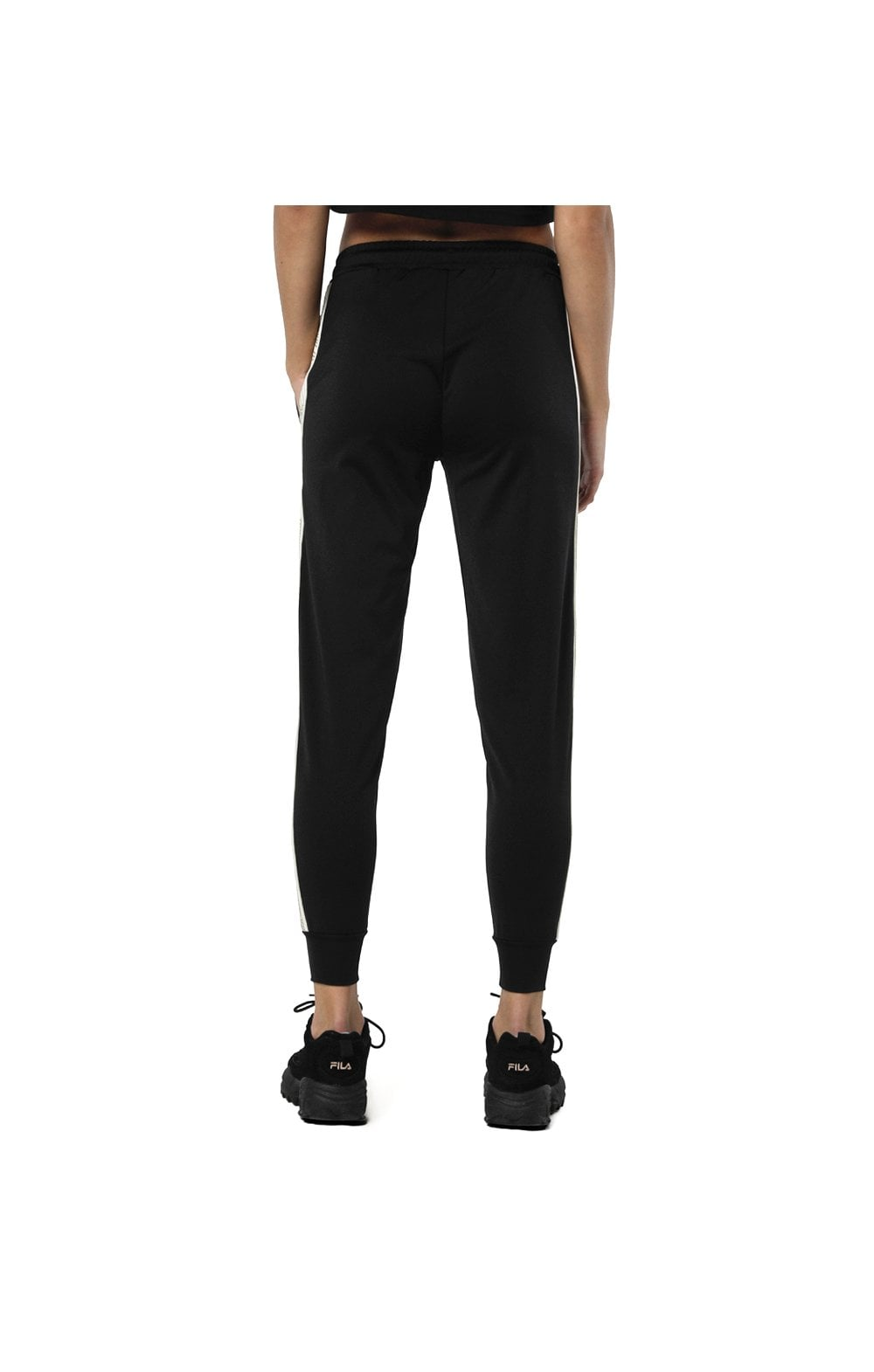Load image into Gallery viewer, SikSilk Runner Track Pants – Black (4)