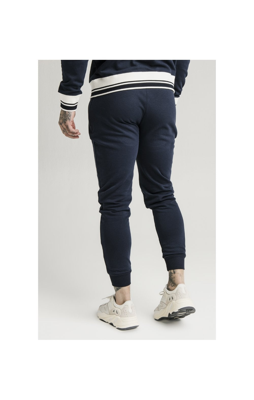 Load image into Gallery viewer, SikSilk Regal Jogger – Navy (2)