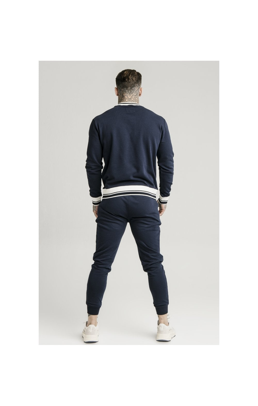 Load image into Gallery viewer, SikSilk Regal Jogger – Navy (4)