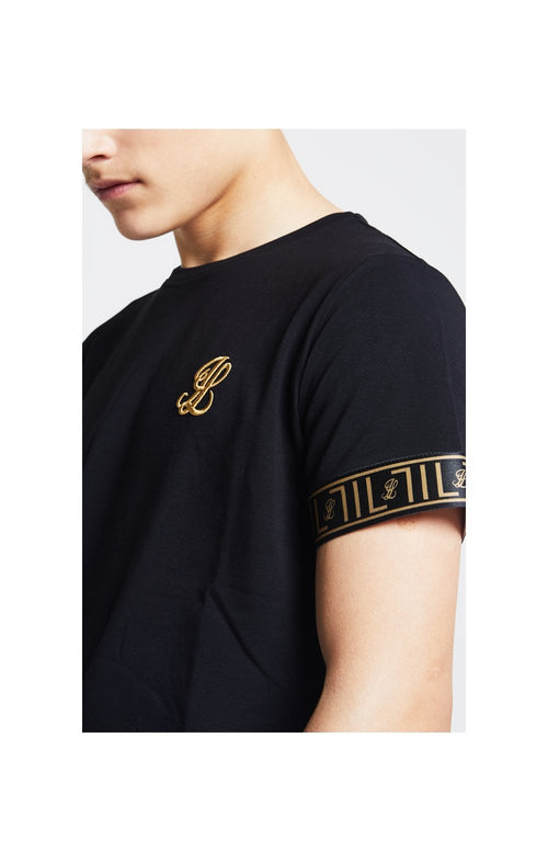 Illusive London Tech Tee - Black