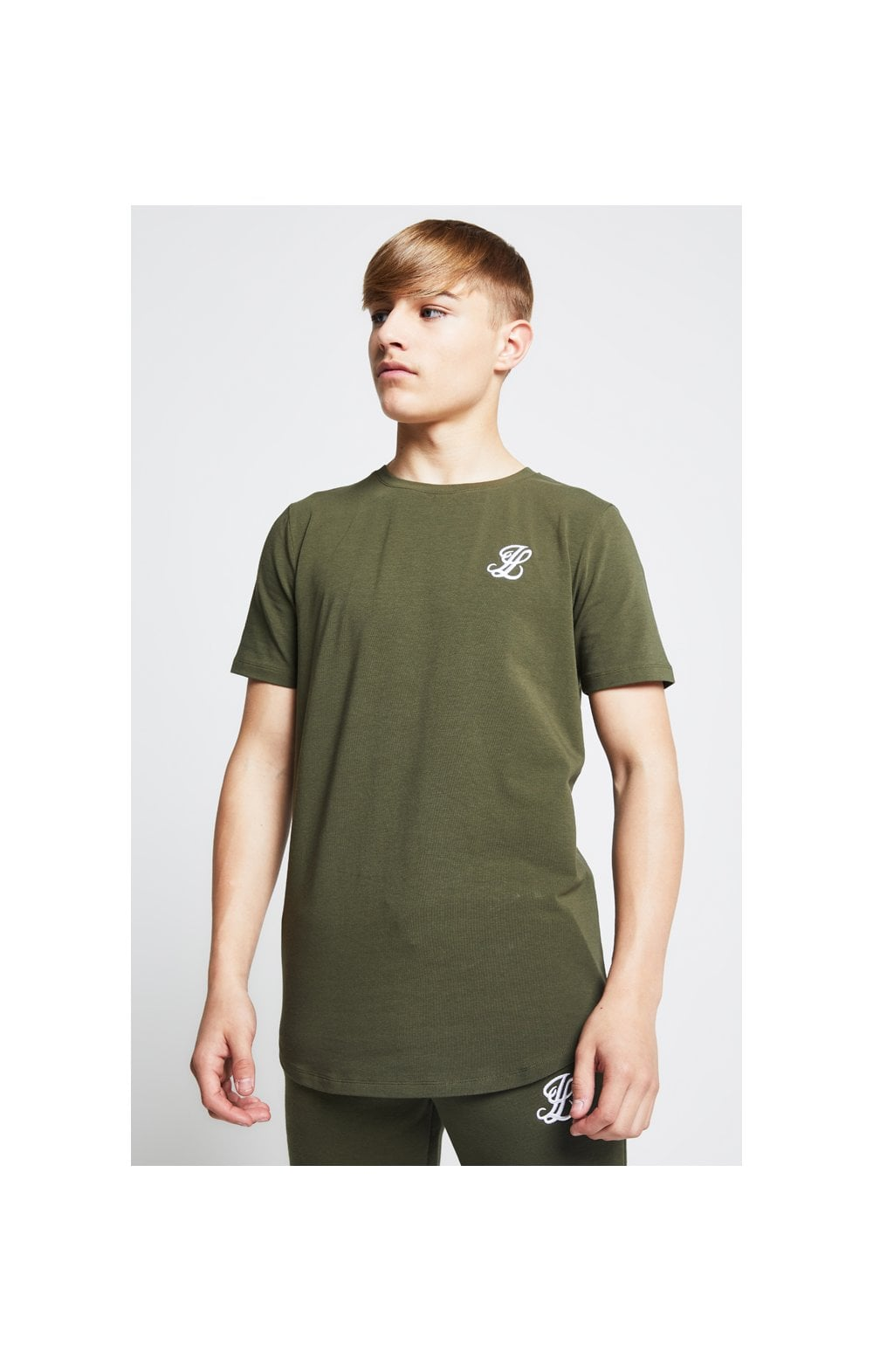 Illusive London Tee – Khaki (1)