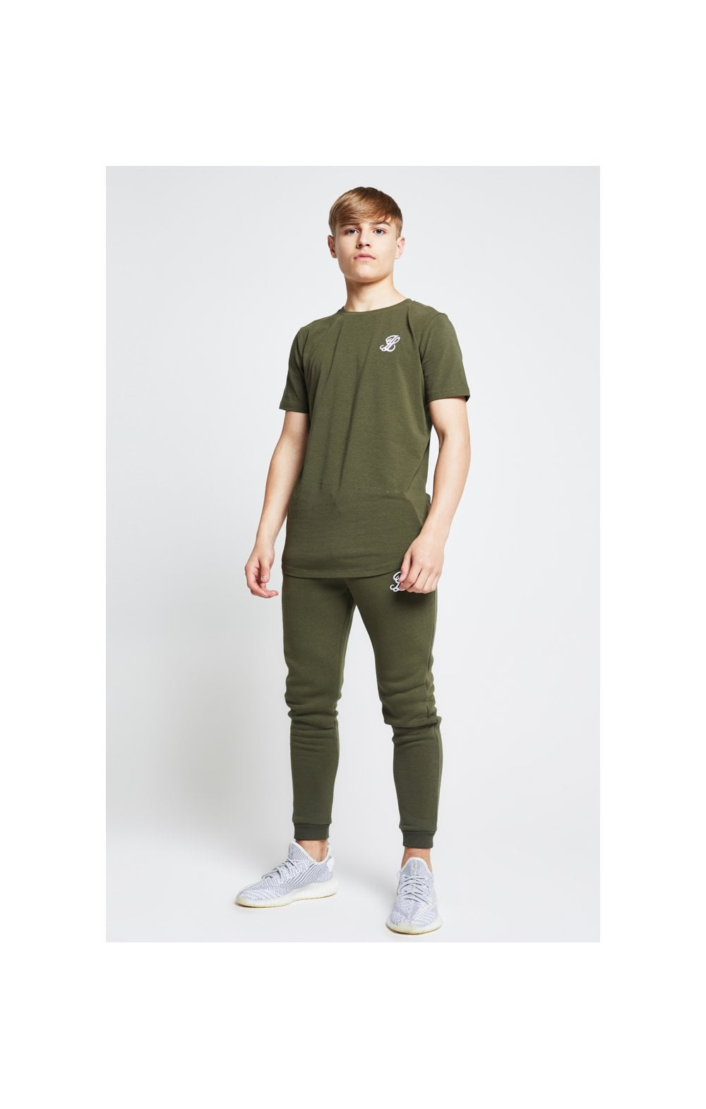 Illusive London Tee – Khaki (2)