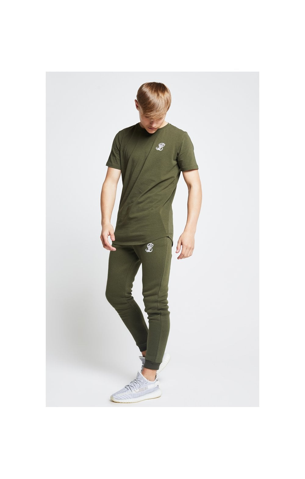 Illusive London Tee – Khaki (3)