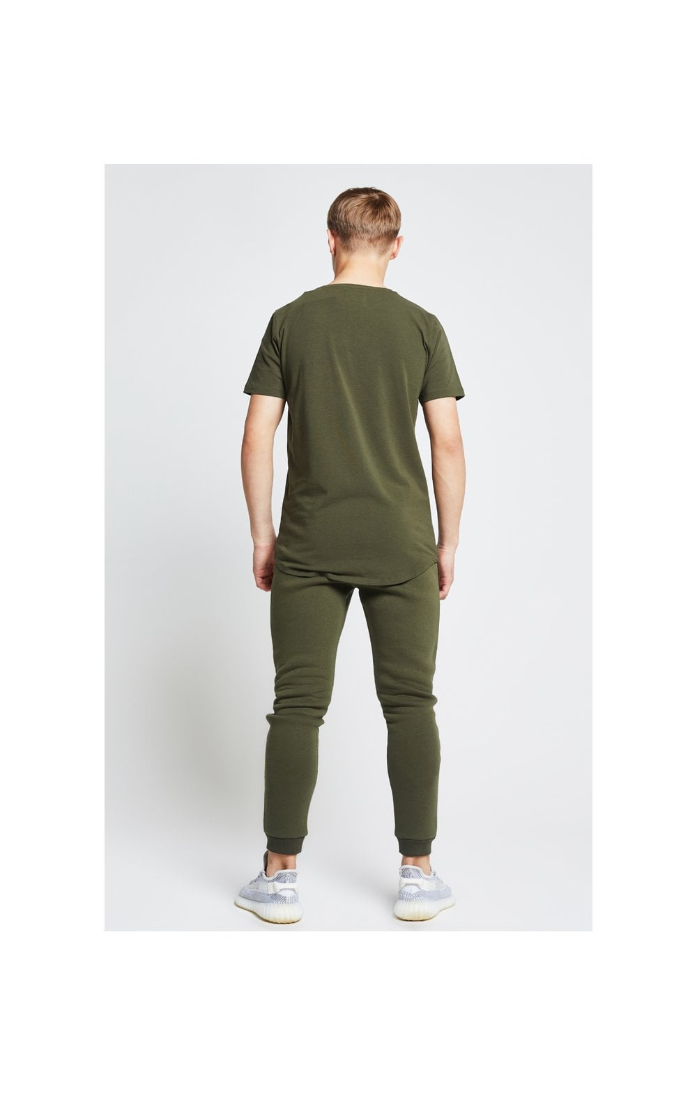 Illusive London Tee – Khaki (4)