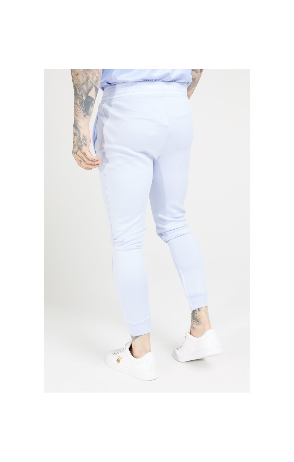 Load image into Gallery viewer, SikSilk Agility Track Pants – Lilac (2)
