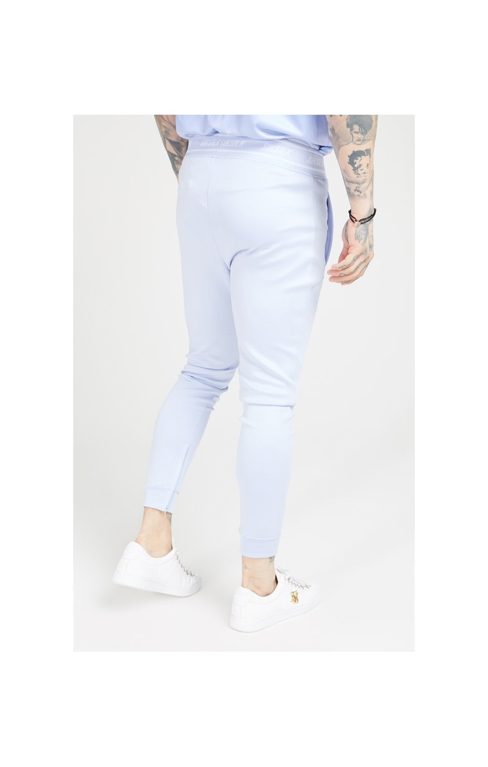 Load image into Gallery viewer, SikSilk Agility Track Pants – Lilac (3)