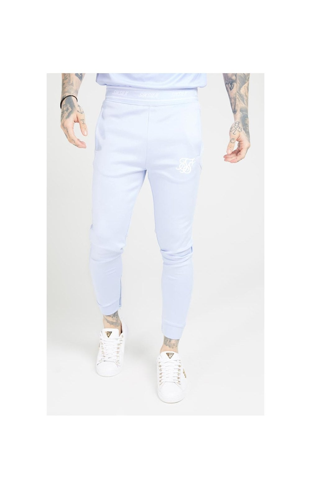 Load image into Gallery viewer, SikSilk Agility Track Pants – Lilac