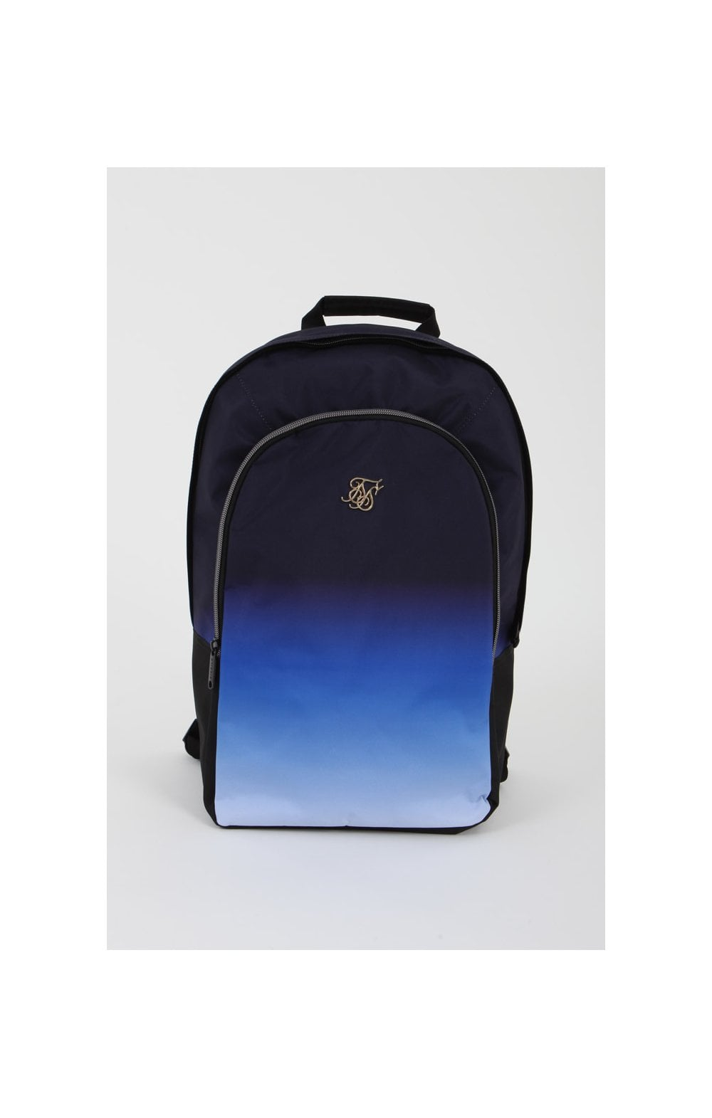 SikSilk Fade Bacpack -Black, Blue & White