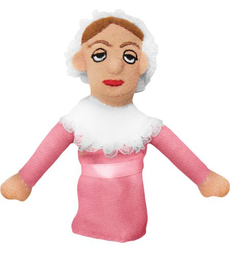 Jane Austen Finger Puppet and Fridge Magnet - Discontinued design