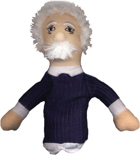 Einstein Finger Puppet and Fridge Magnet