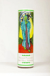 Powerful Protection from Alien Abduction Prayer Candle