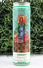 Load image into Gallery viewer, Powerful Gardening Prayer Candle