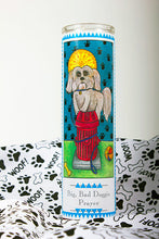 Load image into Gallery viewer, Big Bad Doggie Prayer Candle