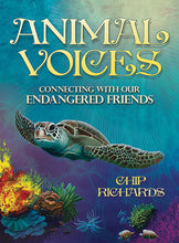 Load image into Gallery viewer, Animal Voices Deck: Children's cards for connecting with our endangered friends