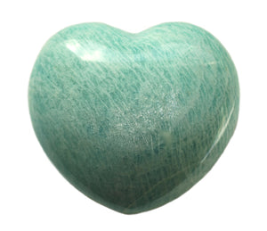 Amazonite Heart - Awaken your Inner Spiritual Warrior