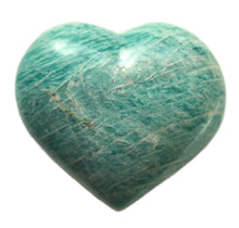 Load image into Gallery viewer, Amazonite Heart - Awaken your Inner Spiritual Warrior