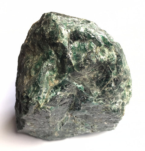 Green Apatite rough specimen 4 lb.