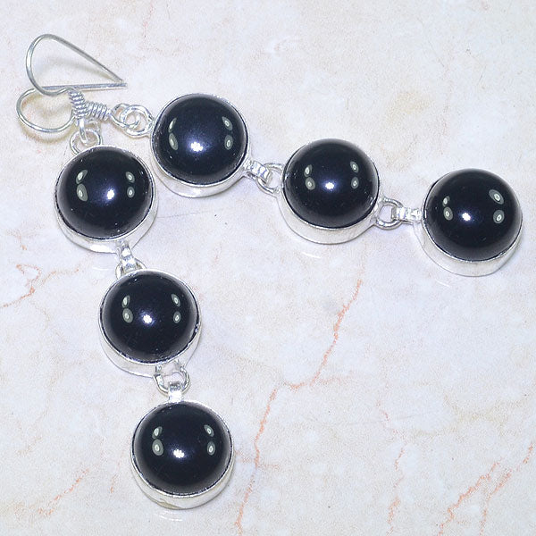 Black Onyx Earrings balances your masculine and feminine.