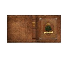 Load image into Gallery viewer, Blessed Be Wiccan Rituals and Spells Book of Shadows 1.4 inch Binder