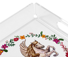 Load image into Gallery viewer, Pegasus Acrylic Tray