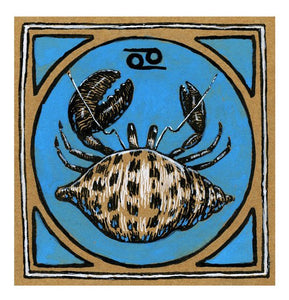 Astrology Card for Cancer
