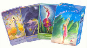 Goddess on the Go Tarot Deck