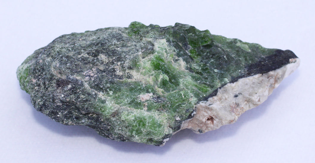Chrome Diopside Specimen - Excellent for Men