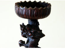 Load image into Gallery viewer, Dragon Candlestick - Caduceus-like