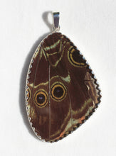 Load image into Gallery viewer, Butterfly Wing Cramers 88 Pendant in XXL