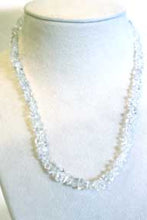 Load image into Gallery viewer, Herkimer Diamond Necklace for ultimate psychic enhancement; spectacular