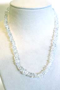 Herkimer Diamond Necklace for ultimate psychic enhancement; spectacular