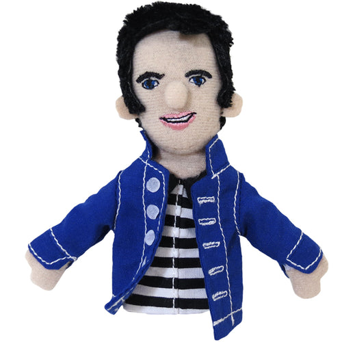 Elvis Presley Finger Puppet and Fridge Magnet